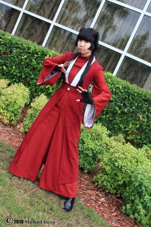 Mai from Avatar: The Last Airbender worn by Shichosama