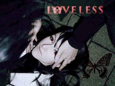 Nisei Akame from Loveless worn by Ash Crimson