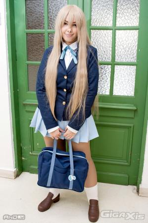 Tsumugi Kotobuki from K-ON! worn by Erika Ivy