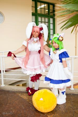 Rabi en Rose / Usada Hikaru from Di Gi Charat worn by Erika Ivy