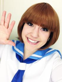 Mako Mankanshoku from Kill la Kill (Worn by nightkinks)