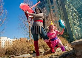 Marceline the Vampire Queen from Adventure Time with Finn and Jake worn by nightkinks