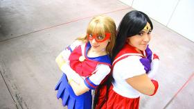 Sailor Mars from Sailor Moon worn by nightkinks