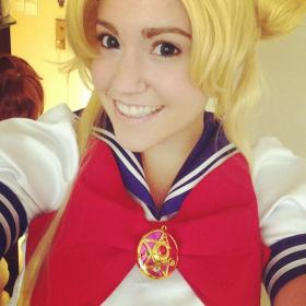 Usagi Tsukino from Sailor Moon (Worn by nightkinks)