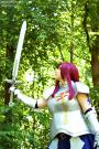 Erza Scarlet from Fairy Tail worn by nightkinks