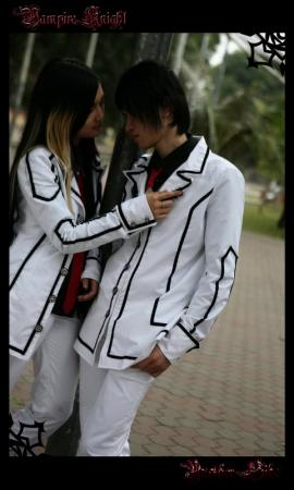 Random Student from Vampire Knight worn by Adrian L. Airya