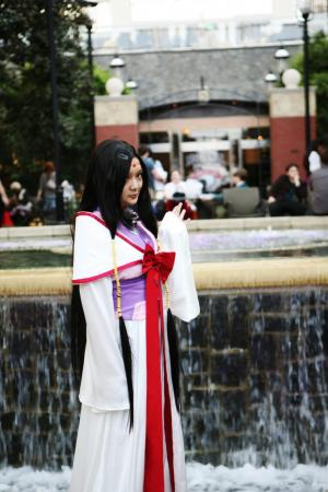 Kaguya Sumeragi from Code Geass worn by Adrian L. Airya