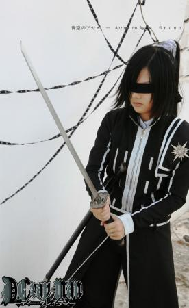 Yu Kanda from D. Gray-Man worn by Adrian L. Airya