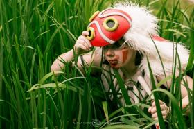 San from Princess Mononoke worn by Kilayi