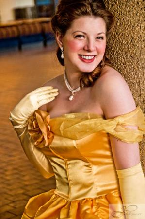 Belle from Disney Princesses worn by Autumn Phoenix