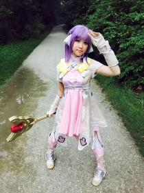 Miki Sauvester from Star Ocean 5: Integrity and Faithlessness
