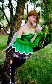 Evergreen from Fairy Tail worn by Shinigami Clover