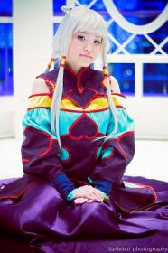 Tianzi from Code Geass worn by Shinigami Clover