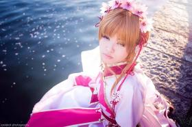 Sakura from Tsubasa: Reservoir Chronicle worn by Shinigami Clover