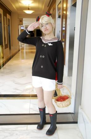 Alvis E. Hamilton from Last Exile worn by Shinigami Clover