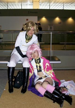 Anya Earlstrathaim from Code Geass R2 worn by Shinigami Clover