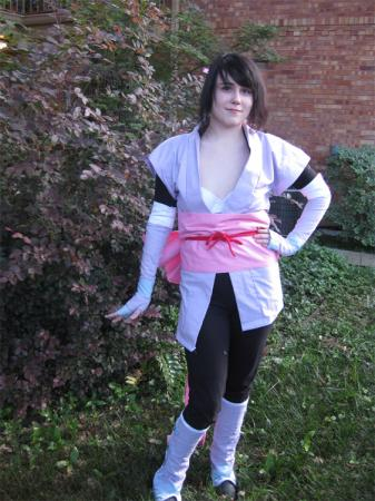 Sheena Fujibayashi from Tales of Symphonia worn by Tani