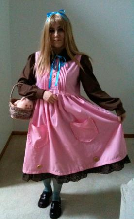 Belarus / Natalya (Natasha) Alfroskaya from Axis Powers Hetalia worn by Tani