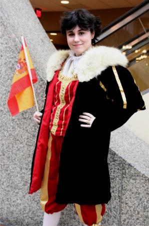 Spain from Axis Powers Hetalia worn by Tani