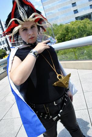 Yugi Muto from Yu-Gi-Oh! Duel Monsters