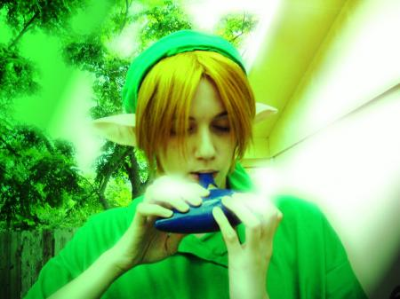 Link from Legend of Zelda: Majora's Mask (Worn by Tanuki911)