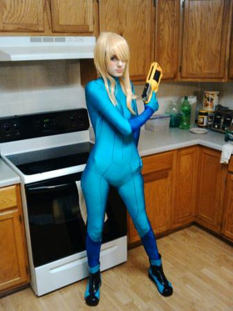 Samus from Super Smash Bros. Brawl
