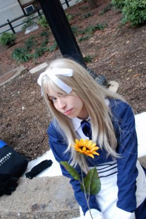 Belarus / Natalya (Natasha) Alfroskaya from Axis Powers Hetalia worn by Meaka
