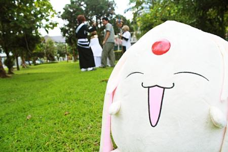 Mokona from Tsubasa: Reservoir Chronicle