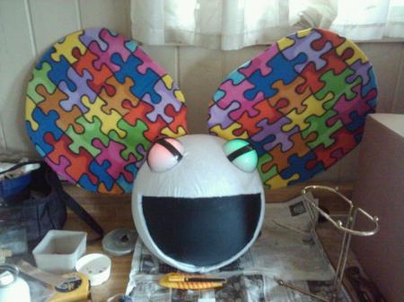 Deadmau5 from Deadmau5