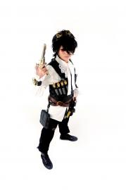 Gun Slinger from Original: Steampunk worn by Crimson Shirou