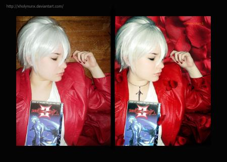 Dante from Devil May Cry 3 worn by Momochan