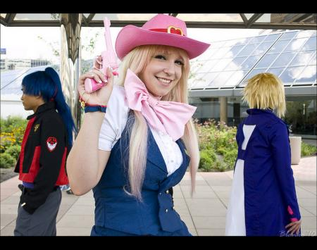 Sheryl Nome from Macross Frontier worn by KitsuneCagalli