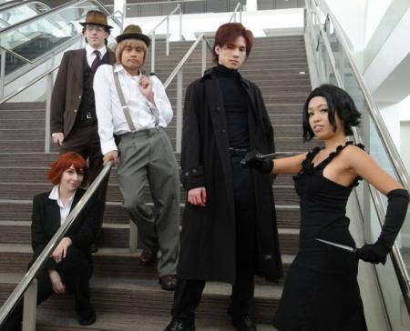 Ennis from Baccano! worn by KitsuneCagalli