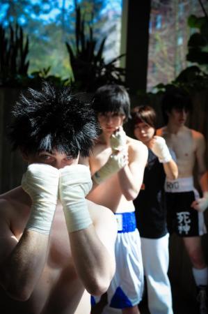 Makunouchi Ippo from Hajime no Ippo