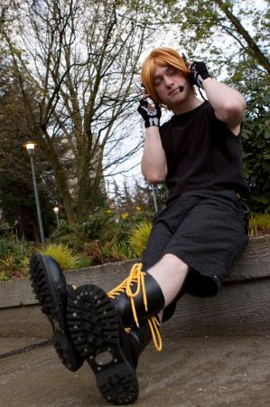 Kagamine Len from Vocaloid 2 worn by grimmy