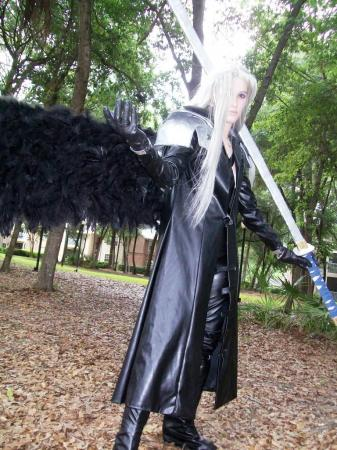 Sephiroth from Final Fantasy VII: Advent Children worn by Brokenneedles