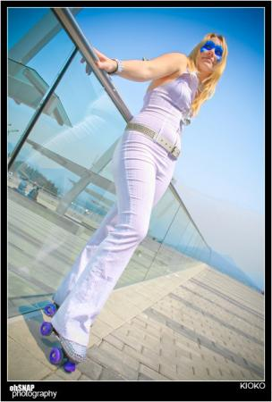 Dazzler from X-Men