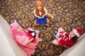 Aika from Animal Crossing by Kutan
