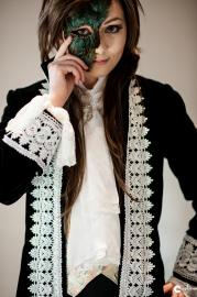 Phantom from Takarazuka: Phantom worn by Kutan