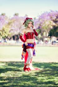 Terra Branford from Final Fantasy VI  by Kutan