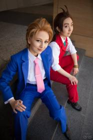 Phoenix Wright from Phoenix Wright (Takarazuka) worn by Kutan