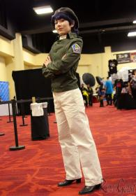 Yang Wenli from Legend of the Galactic Heroes by Kutan