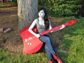 Marceline the Vampire Queen from Adventure Time with Finn and Jake worn by SamaiMurai