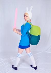 Fionna from Adventure Time with Finn and Jake worn by Samaimurai