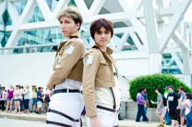 Eren Yeager from Attack on Titan (Worn by Gideon Ephraim)
