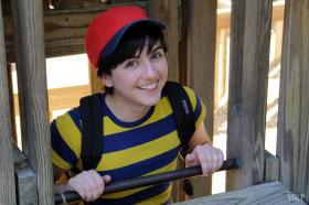 Ness from Earthbound / Mother 2