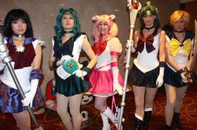 Eternal Sailor Chibi Moon from Sailor Moon Sailor Stars  by Fancy_Duckie
