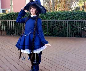 Wadanohara from Wadanohara and the Great Blue Sea