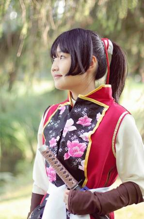 Yukimura Chizuru from Hakuouki Shinsengumi Kitan worn by melonnnrocher