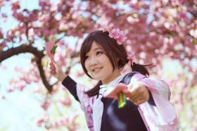 Naru Sekiya  from Hanayamata worn by melonnnrocher